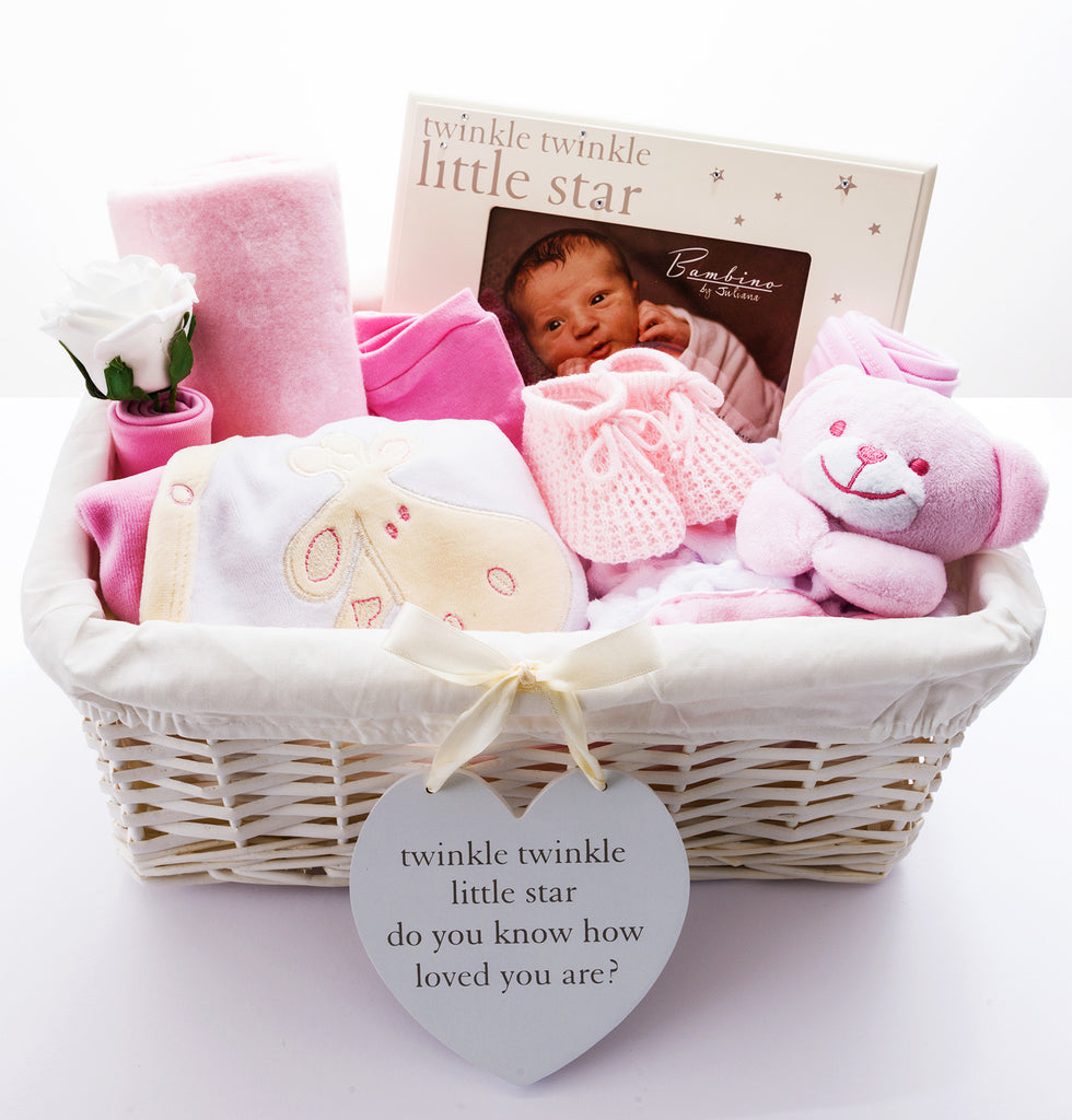 Baby Gift Ideas Uk : Baby hampers uk girl specialists in mother