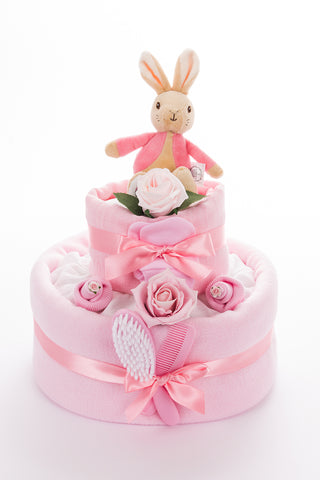 Flopsy 2 Tier Nappy Cake ***20% OFF***