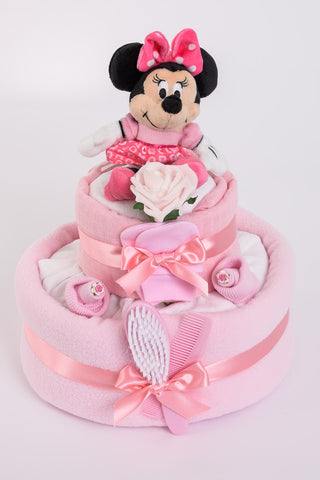 Minnie Mouse Nappy Cake