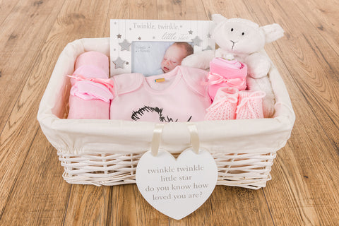 Mother And Baby Hampers Uk Luxury Baby Hampers Beloved Creations
