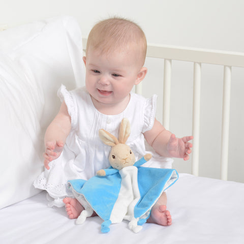 Peter Rabbit Baby Comforter