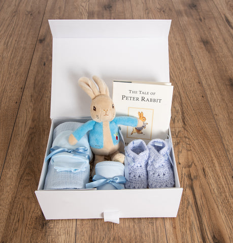 Peter Rabbit Baby Box