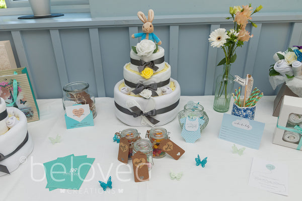 Peter Rabbit Baby Shower Gifts