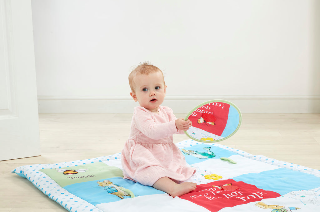 Peter Rabbit Tummy Time Activity Playmat *15% OFF*