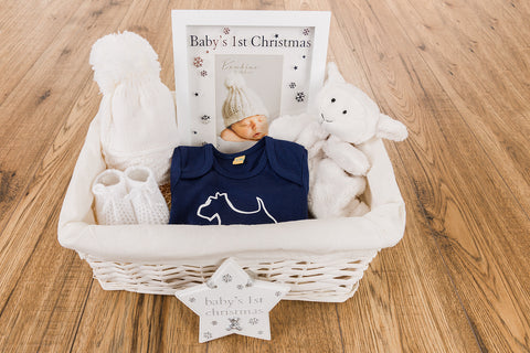 Christmas Baby Hamper Scotland