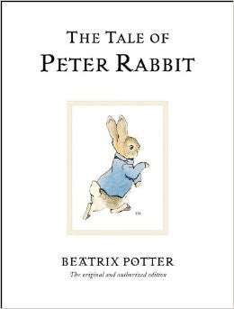 Beatrix Potter Baby Book