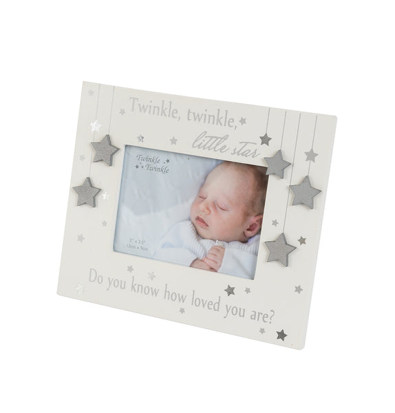 Twinkle Twinkle Little Star Photoframe
