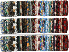 Sets Glass beads Bracelets