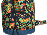 Small size backpack handmade Nepal bag - Yaslai - 4