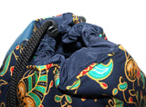 Small size backpack handmade Nepal bag - Yaslai - 6