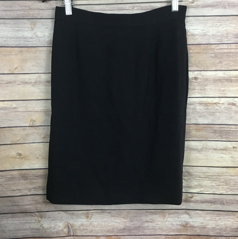Emporio Armani Virgin Wool Skirt (Size: 44)