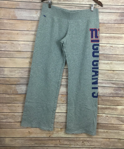 PINK Victoria's Secret NY Giants Sweatpants (Size: M)