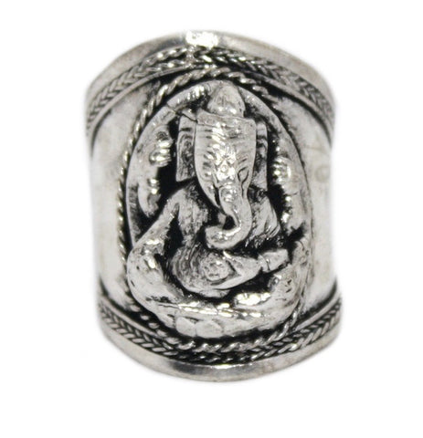 Ganesha Ring, Adjustable yoga ring - Yaslai - 1