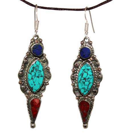 country Earring - Yaslai - 1