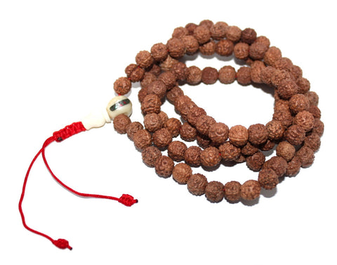 Rudra beads meditation prayer beads - Yaslai - 1