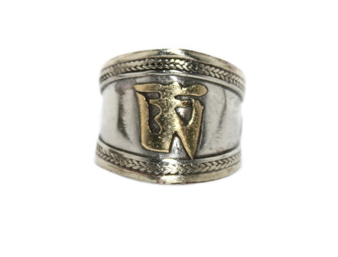 Om Adjustable yoga ring - Yaslai - 1