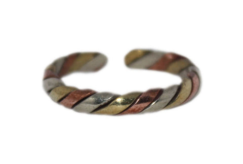 Adjustable Ring Copper Ring Handmade Ring Tibetan Ring Tribal Ring Gypsy Ring Healing Ring