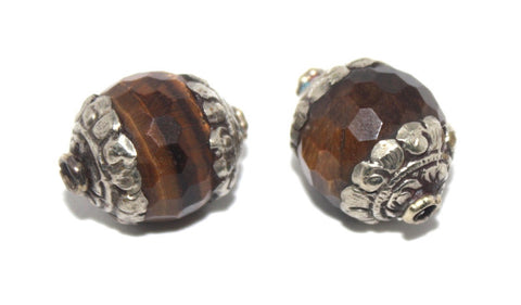 Tigereye Beads - Yaslai - 1