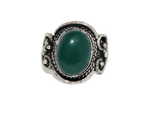 Green Quartz ring - Yaslai - 1