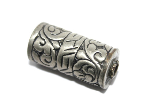 carved beads - Yaslai - 1