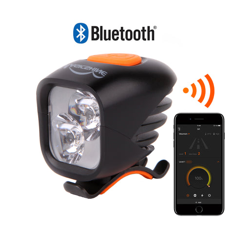Magic Shine MJ-902B Bluetooth Bicycle Light - 1600 Lumens
