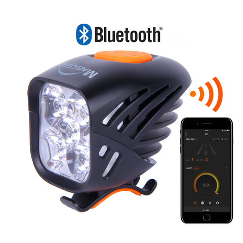 Magic Shine MJ-906B Bluetooth Bicycle Light - 3200 Lumens