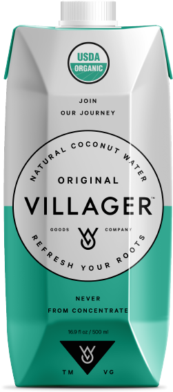 Villager Coconut Water