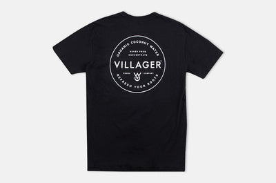 Classic Circle T-Shirt - Black