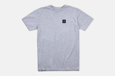Classic Circle T-Shirt - Heather Grey
