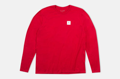 Koston Longsleeve T-Shirt - Red