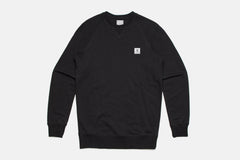 MT Crew Fleece - Black