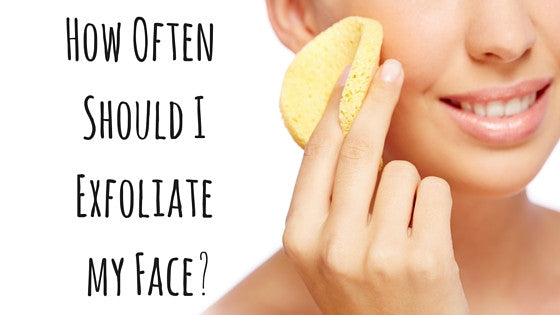 How Often Should I Exfoliate My Face? -7 min read-