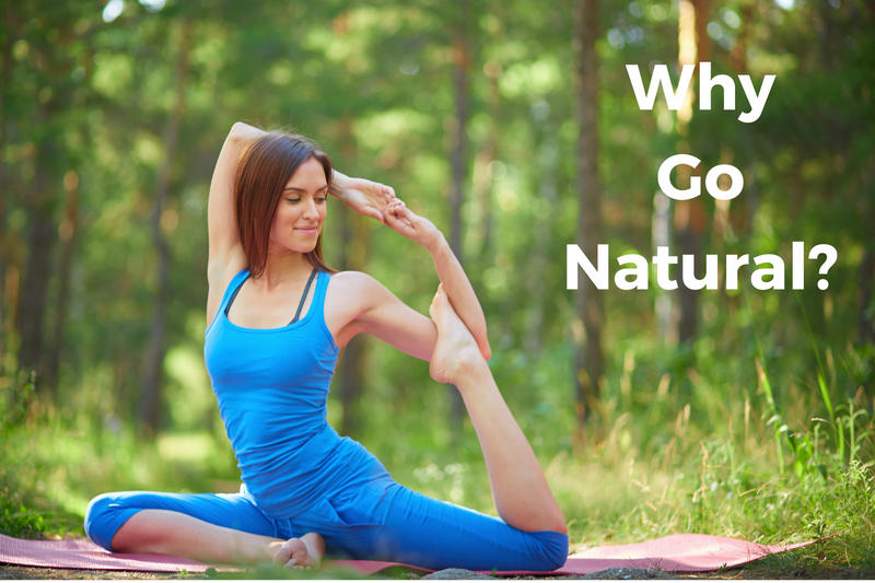 Why Go Natural? -8 min read-