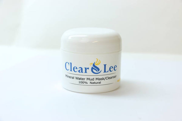 ClearLee Mineral Water Cosmetics Mud Mask Cleanser