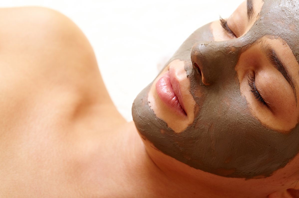 ClearLee blog mud mask exfoliate