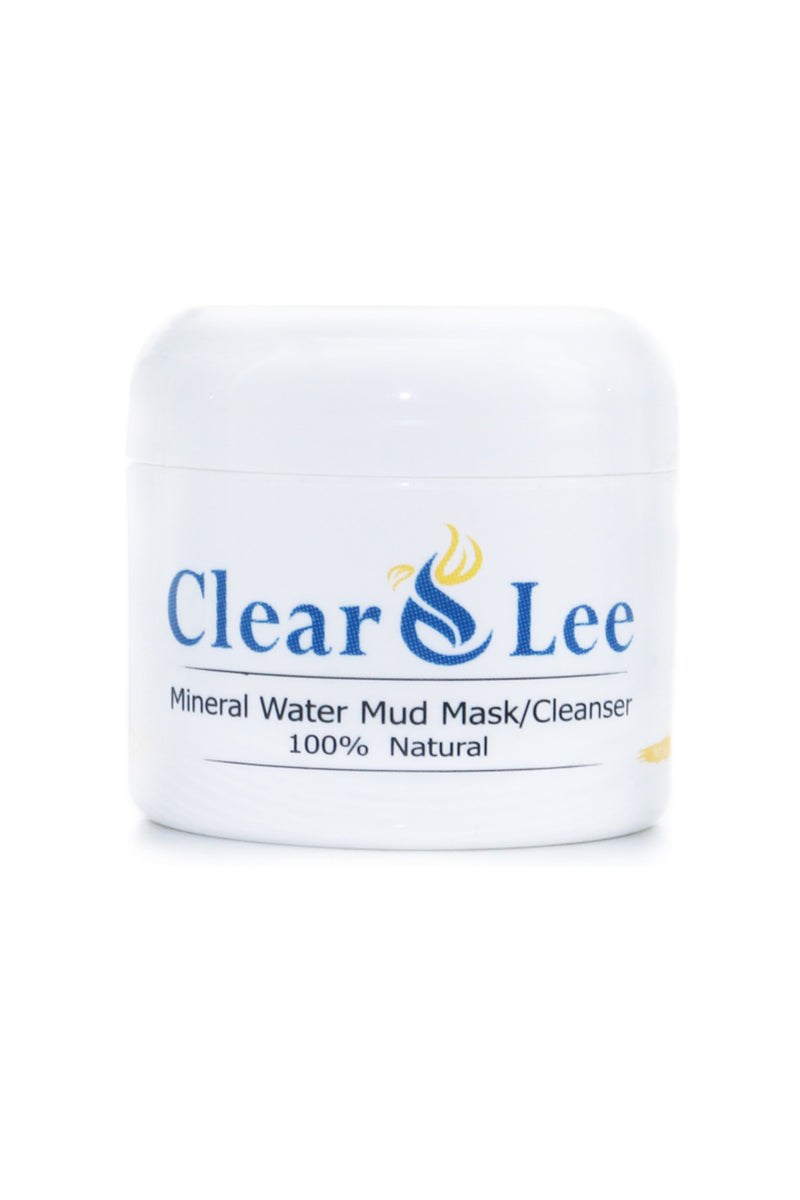 Mineral Water Mud Mask/Cleanser