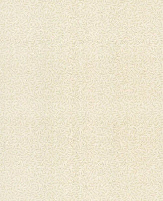 Brewster Small Leaf Design (Tan) Wallpaper - 144-59656