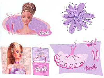 Brewster Barbie (pink, purple) Wallpaper Cut Outs - LK67198C
