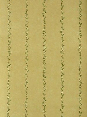 York Honey Gold Pip Berry & Ivy Wallpaper - HF8544
