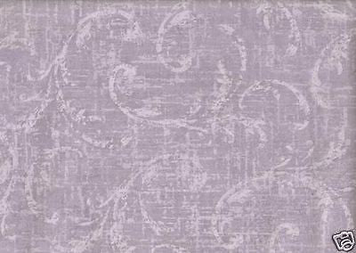 Beacon House Purple Scroll Damask Wallpaper - 85-64316