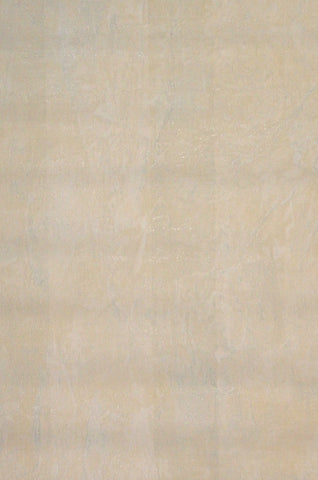 Andover Light Yellow, Blue Textured Faux with Stripe Wallpaper - 24951