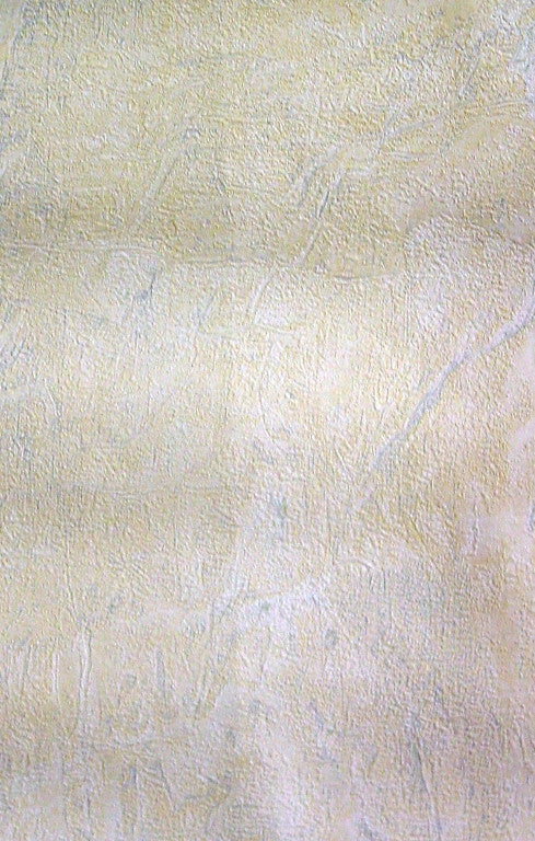 Andover Light Yellow Blue Textured Faux With Stripe Wallpaper 24951
