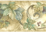 Wallquest Ivy Scroll Wallpaper Border - AL20254B