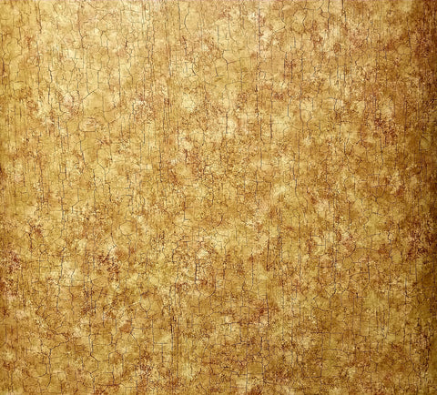 Beacon House Gold/Burgundy Crackle wallpaper - FD59378