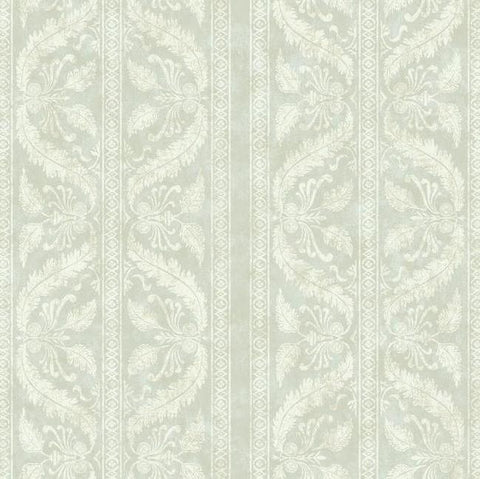 YORK WALLCOVERINGS, LINDBURG STRIPE WALLPAPER - GA6939