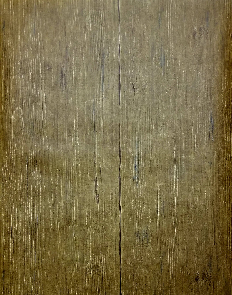 Chesapeake Dark Brown Wood Look wallpaper - HA62152