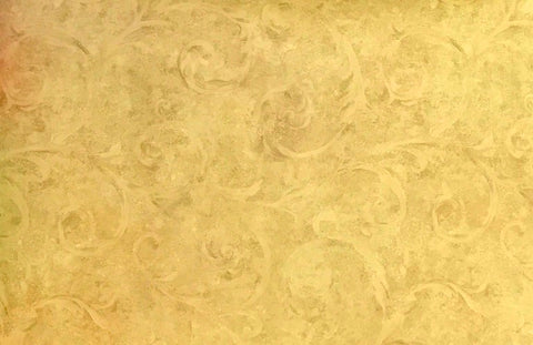 Blonder Honey Gold Scroll Wallpaper - IL42044
