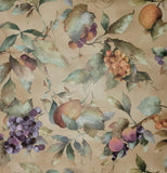 St. James Large Grape Cluster Wallpaper - KT8361