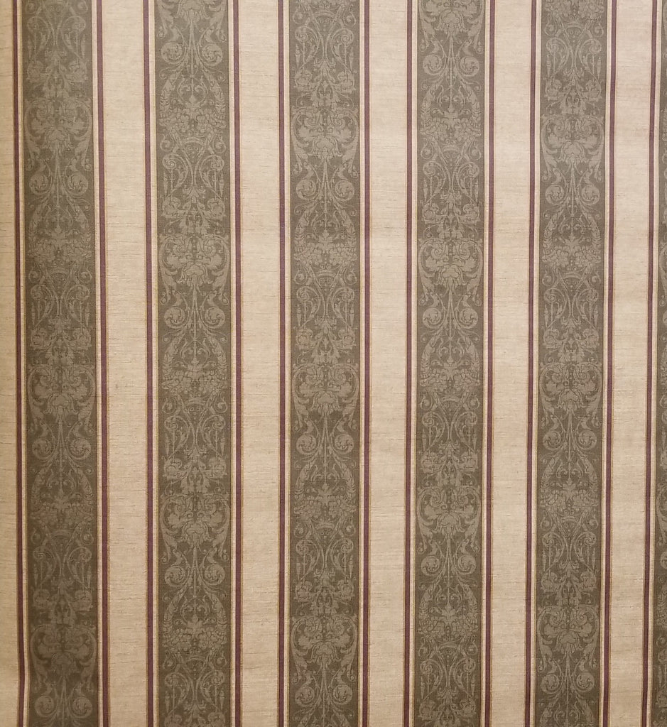 Warner Damask Stripe wallpaper - LAB5341