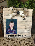 School Days Picture display